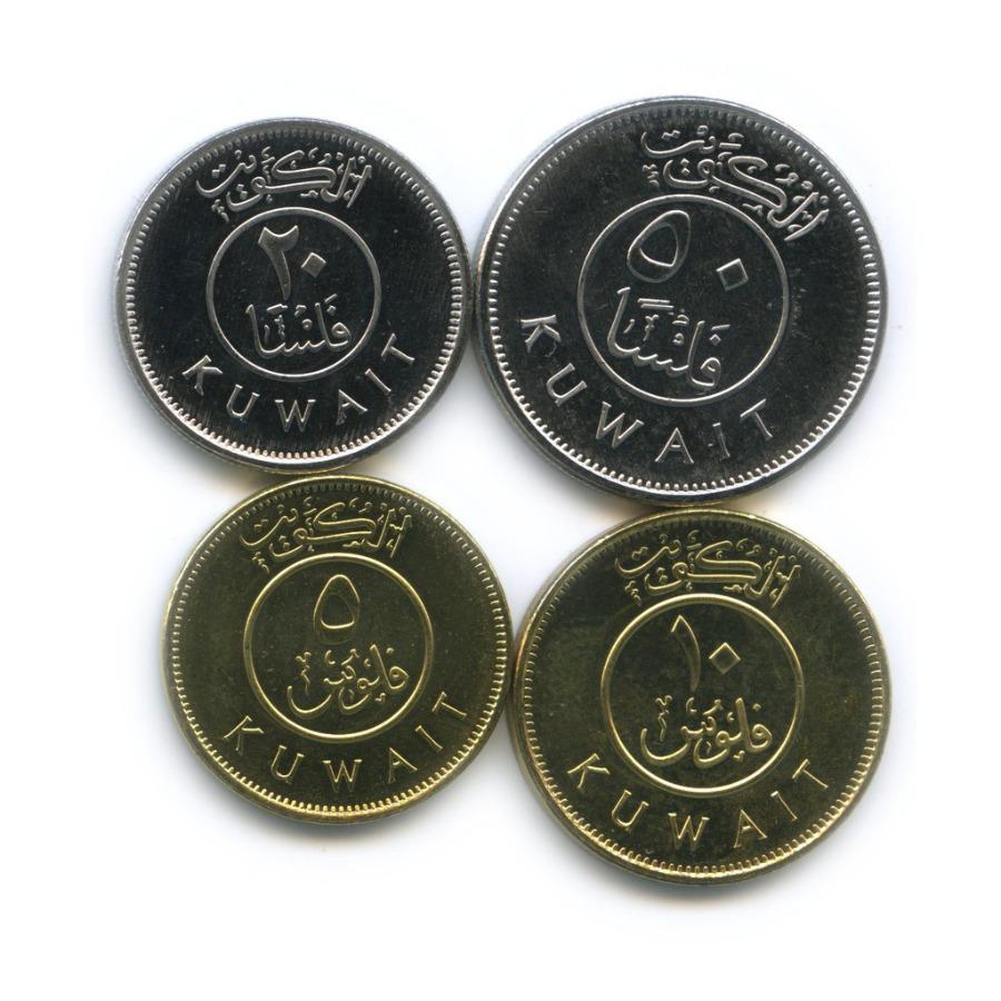 Набор монет, Кувейт 2013, 2014