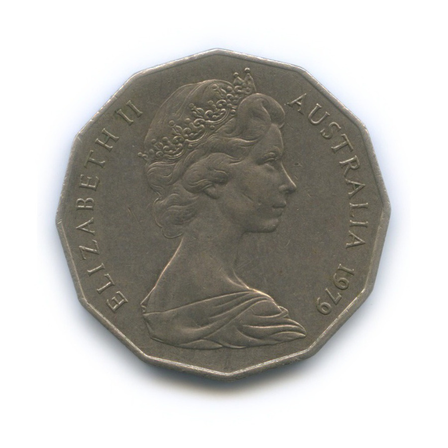 50 центов 1979 года (Австралия)
