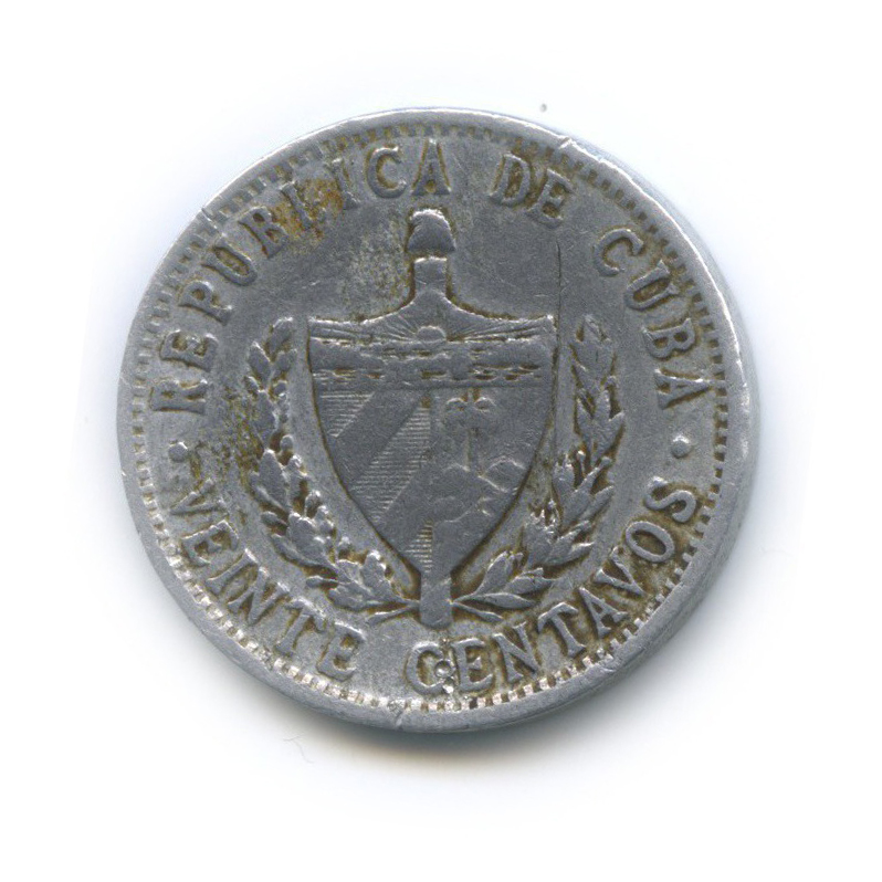 20 сентаво 1969 года (Куба)