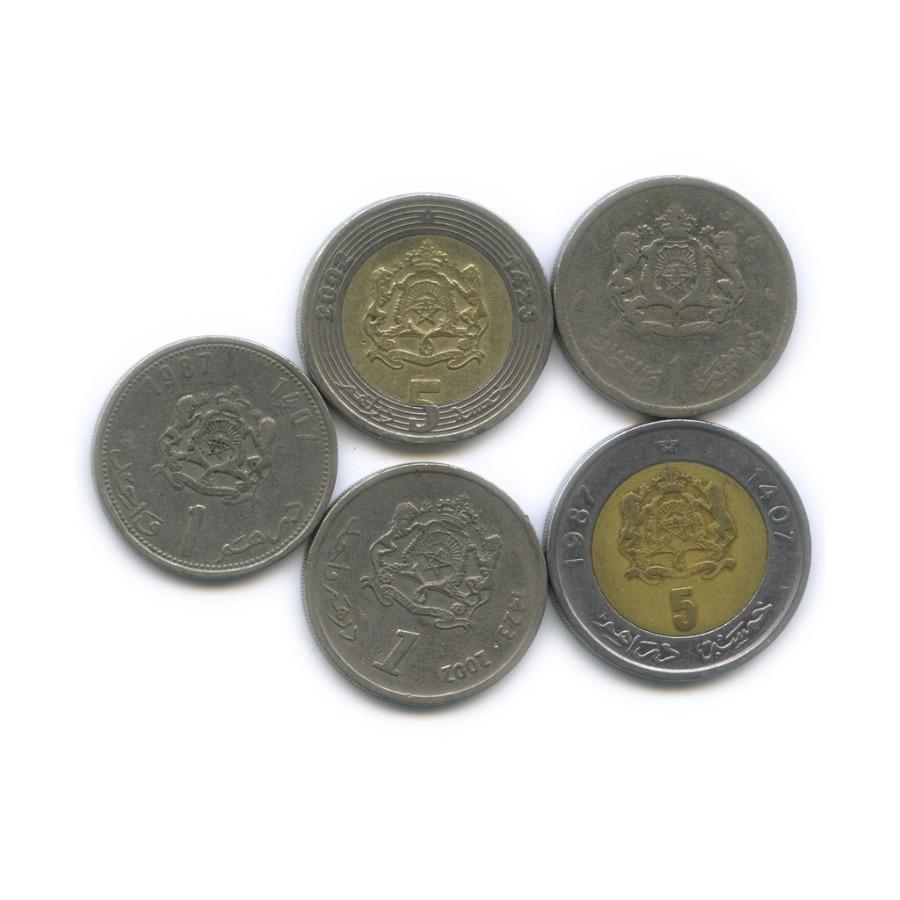 Набор монет (Марокко)