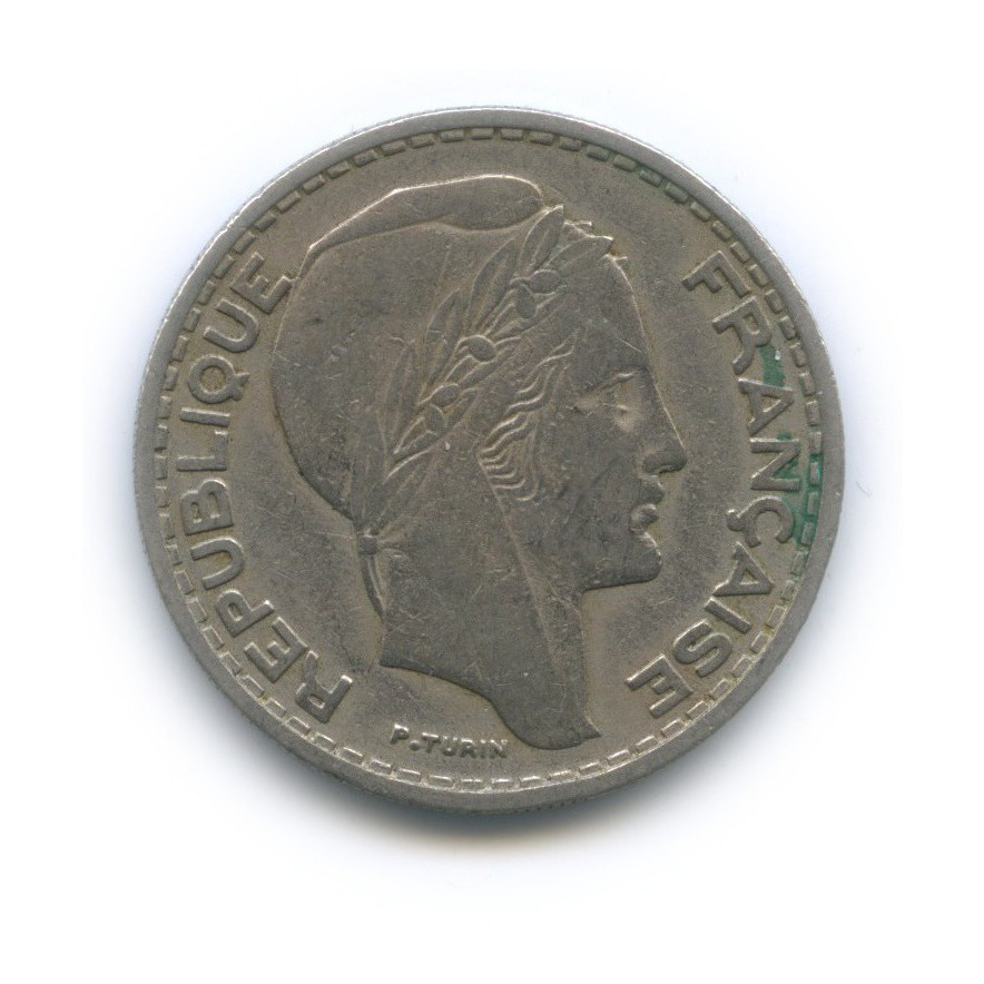 50 франков, Алжир 1949 года (Франция)