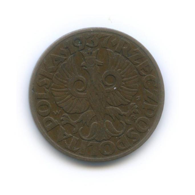 5 грошей 1937 года (Польша)