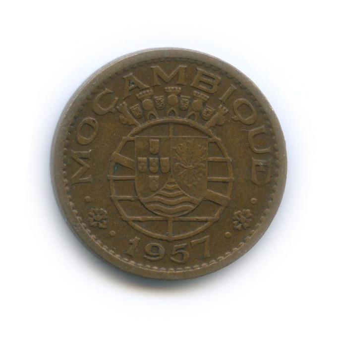 50 сентаво, Мозамбик 1957 года (Португалия)