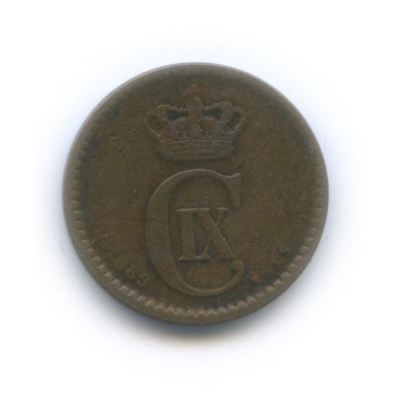 1 эре 1883 года (Дания)