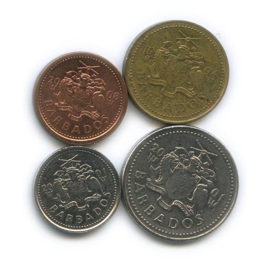 Набор монет (Барбадос)