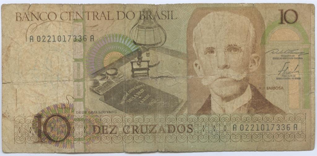 10 крузадо (Бразилия)
