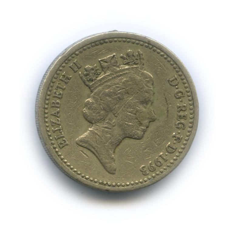 1 фунт 1993 года (Великобритания)