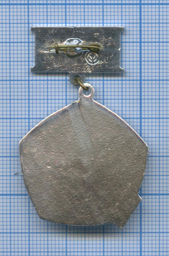 Знак «Наподступах кЛенинграду 1940-1980» 1980 года (СССР)