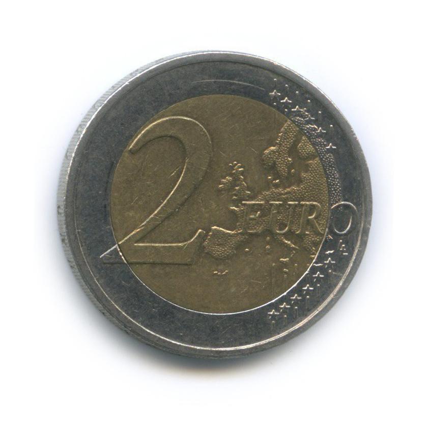 2 евро — Федеральные земли Германии - Шверинский Замок, Мекленбург-Передняя Померания 2007 года G (Германия)