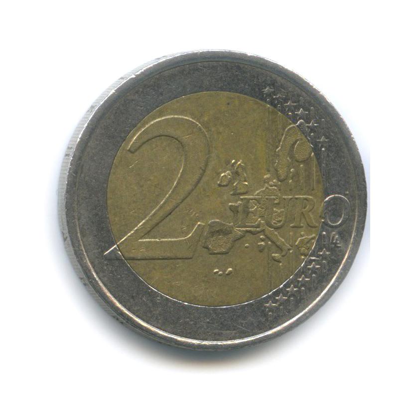 2 евро — XXVIII летние Олимпийские Игры, Афины 2004 2004 года (Греция)