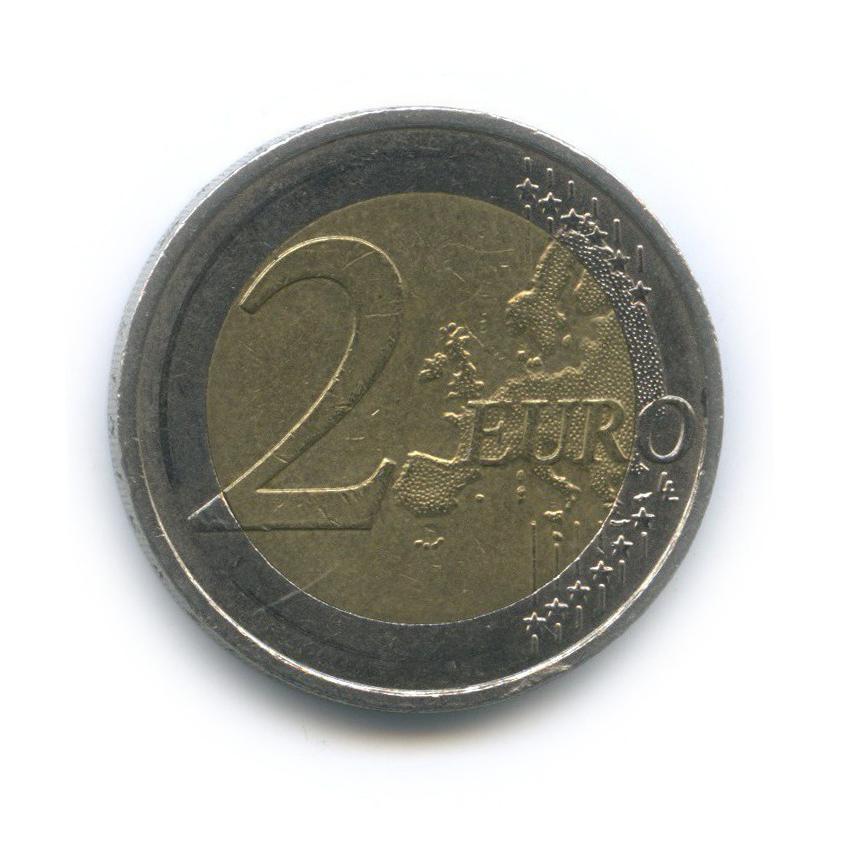 2 евро — Федеральные земли Германии - Шверинский Замок, Мекленбург-Передняя Померания 2007 года D (Германия)