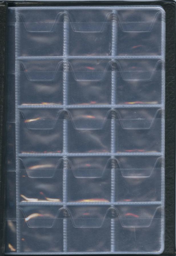 Альбом для монет (150 ячеек)