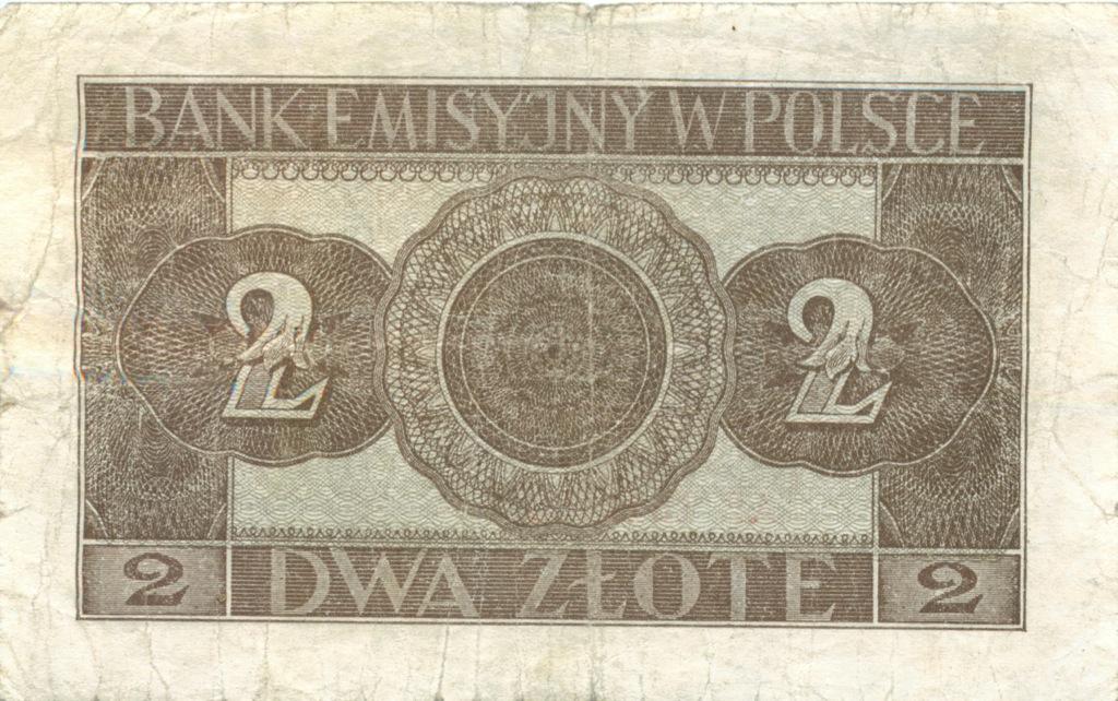 2 злотых 1941 года (Польша)