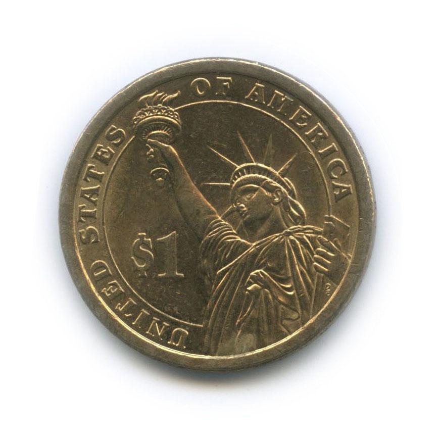 1 доллар — 5-ый Президент США - Джеймс Монро (1817-1825) 2008 года P (США)
