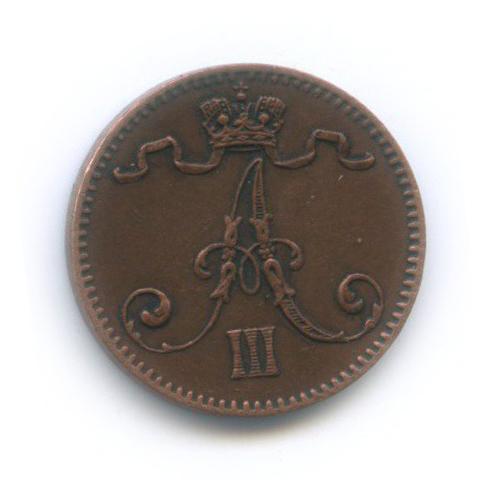 1 пенни 1894 года (Российская Империя)