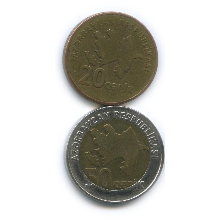 Набор монет 2006 года (Азербайджан)
