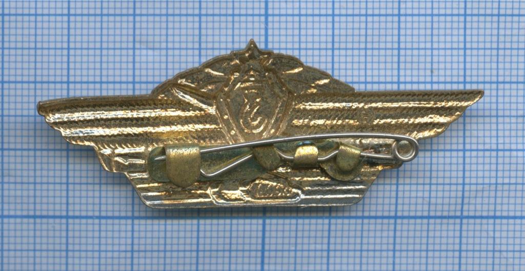 Знак «Классность - Танкист - 3 класс» (СССР)
