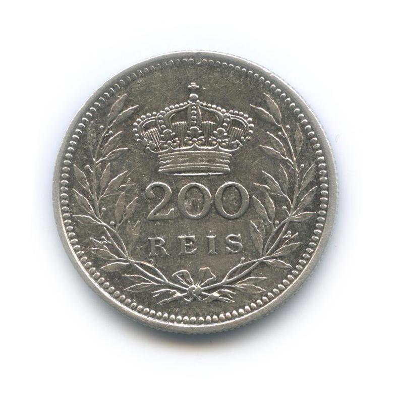 200 рейс 1909 года (Португалия)