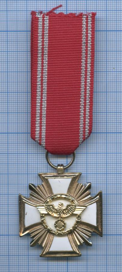 Медаль «Treue für führer und volk» (копия) (Германия (Третий рейх))