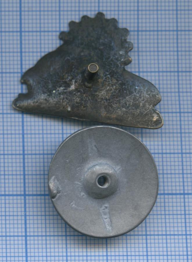 Знак «Завод Фольксваген» (копия) (Германия (Третий рейх))