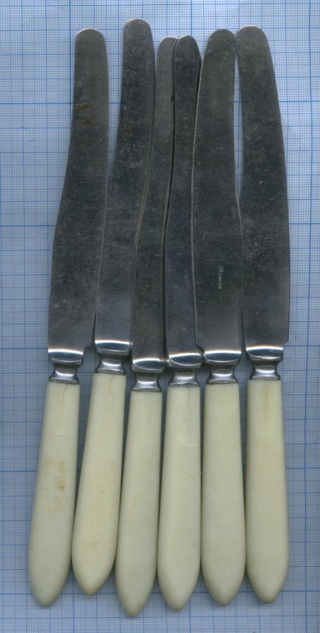 Набор ножей столовых (СССР)