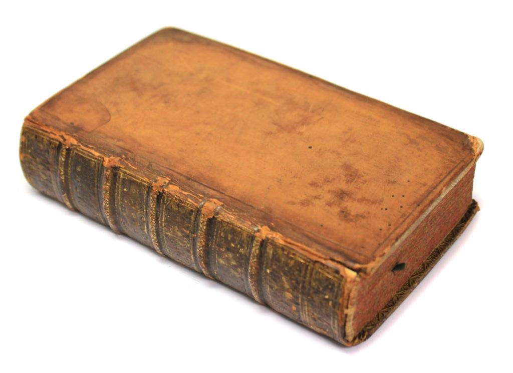 Книга «Memoires deBrantome», Лейден, 443 стр (Нидерланды)