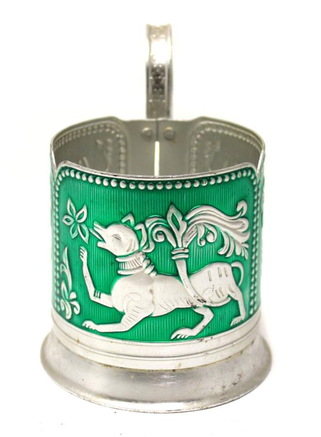 Подстаканник (эмаль) (СССР)