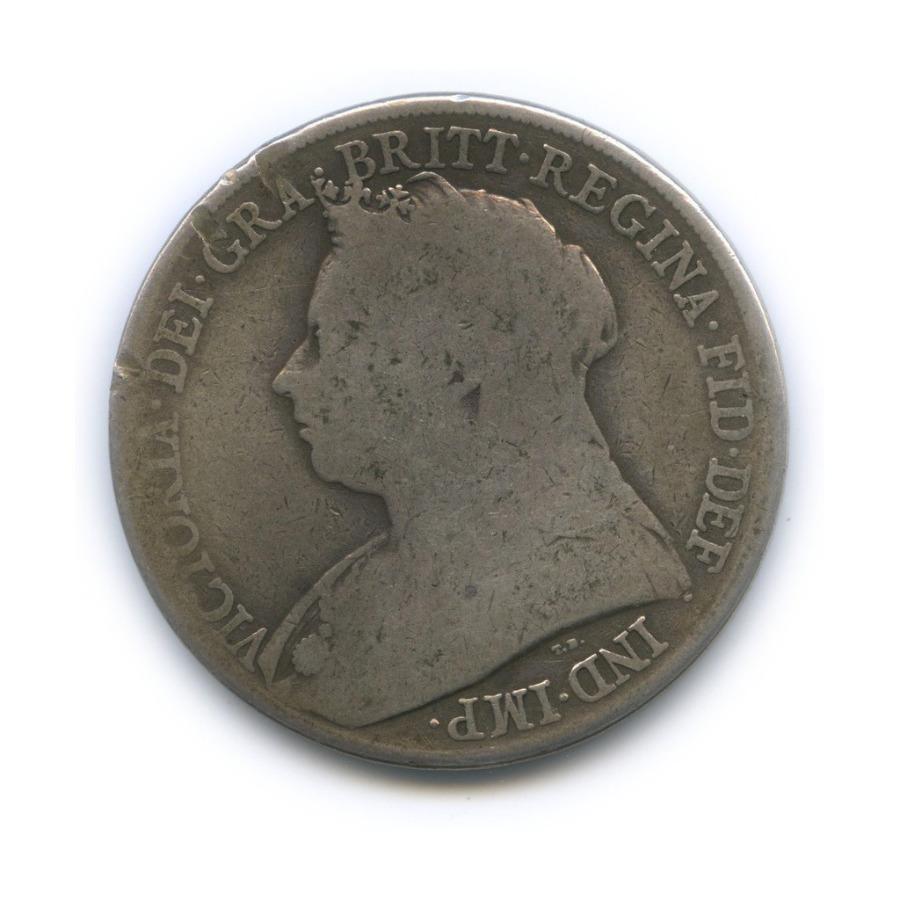 1 крона - Королева Виктория 1899 года (Великобритания)