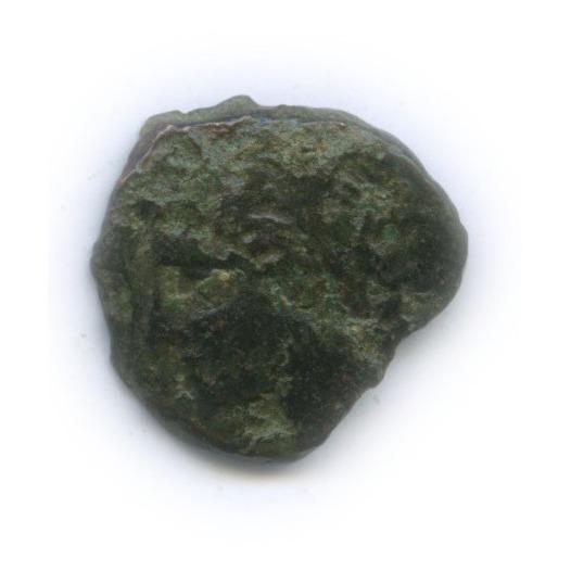 Карфаген, 264-241 гг. до н. э., Танит/конь, пальма