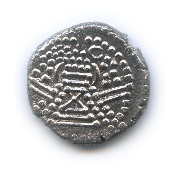 Драхма, Гадхая, 300-650 гг. (Индия)