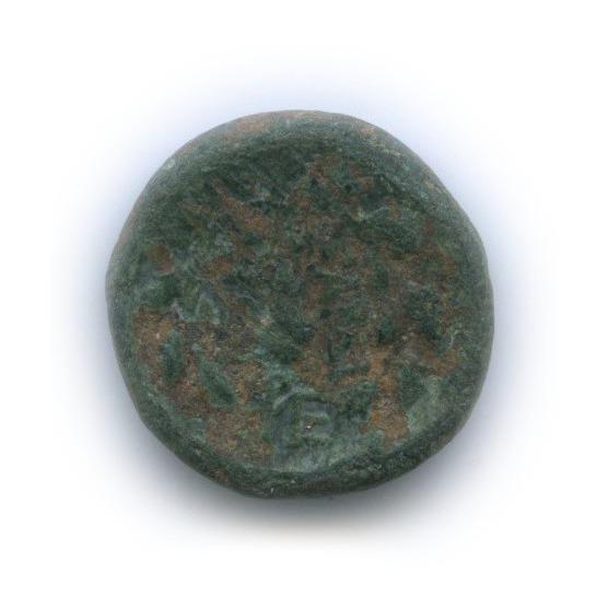 Лидия, Сарды, 133-100 гг. до н. э., Аполлон/дубина