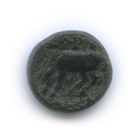 Фессалия, Ларисса, III в. до н. э., нифма/конь