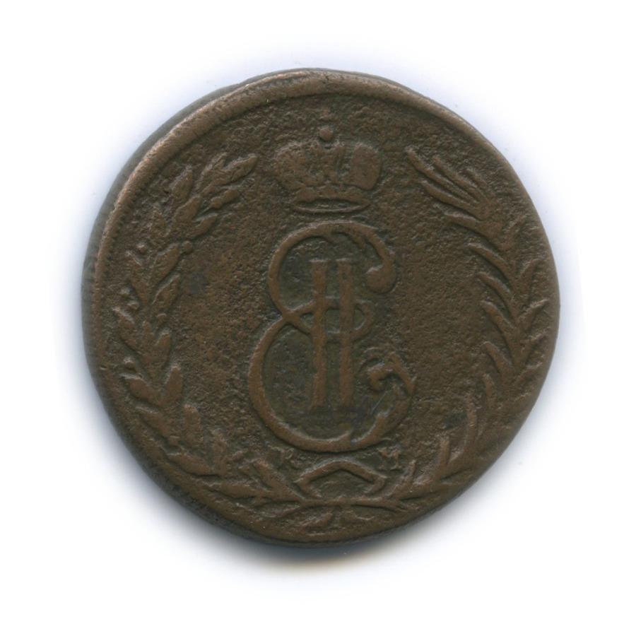 5 копеек 1771 года КМ (Российская Империя)