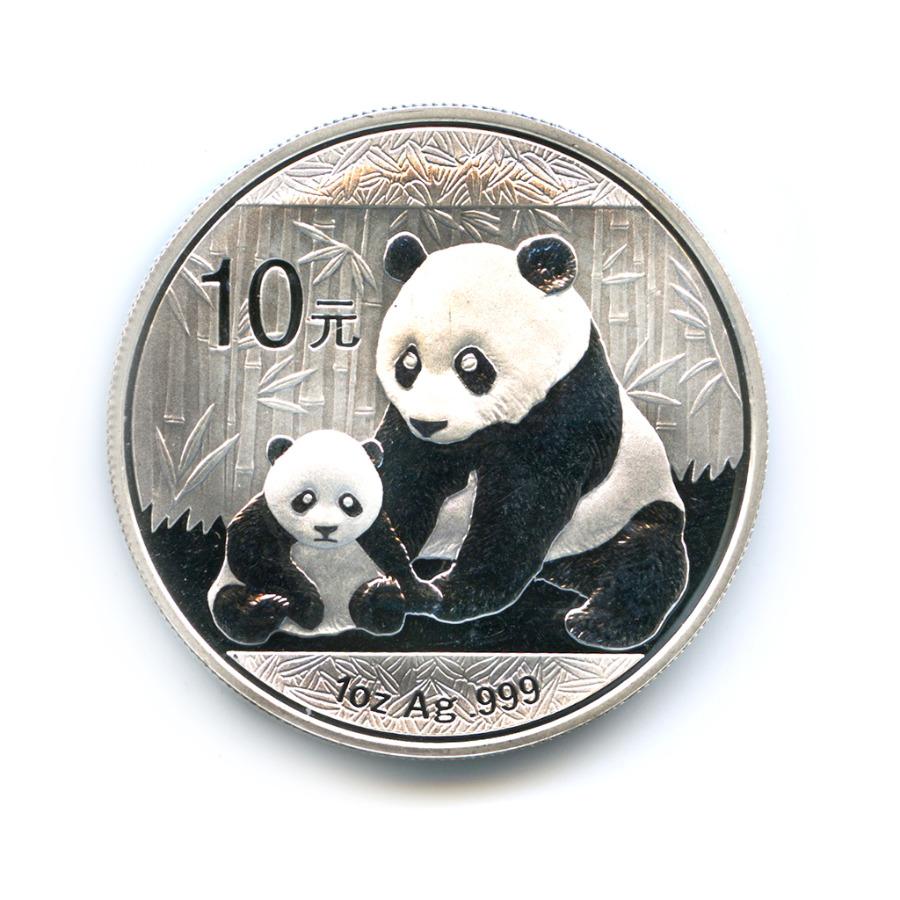 10 юань — Панда 2012 года (Китай)