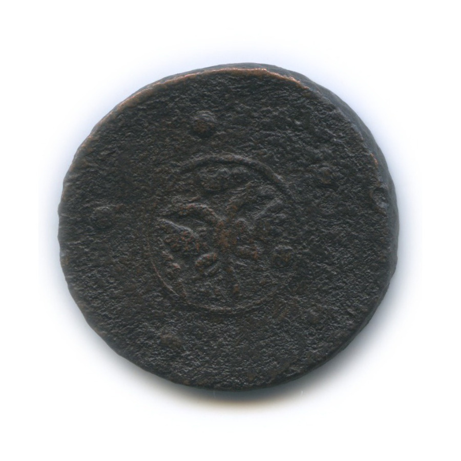 5 копеек «крестовые» 1727 года (Российская Империя)