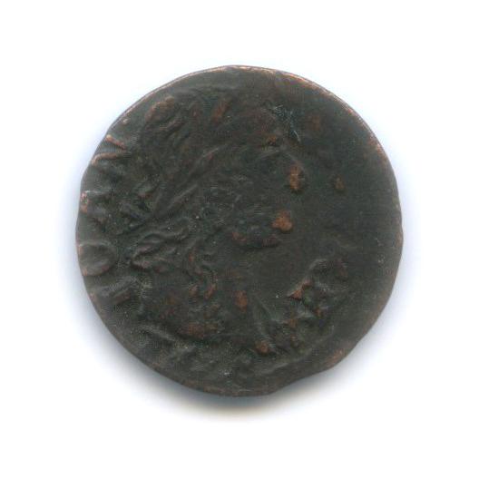1 солид - ЯнКазимир, Великое Княжество Литовское 1665 года