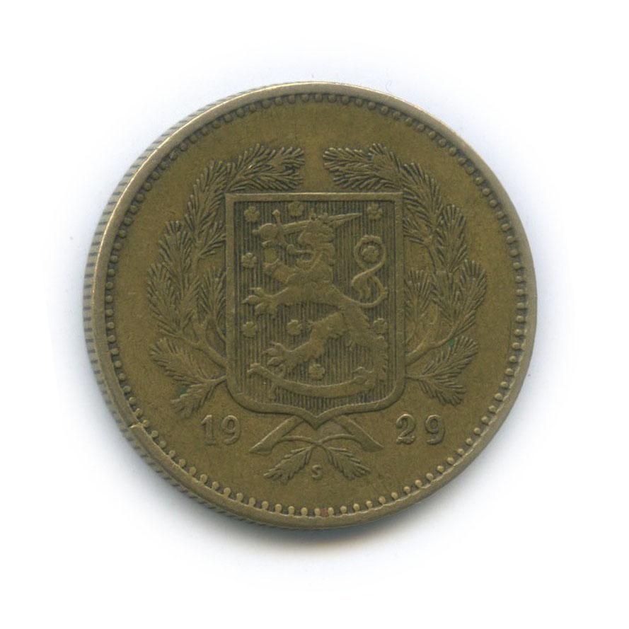 10 марок 1929 года (Финляндия)