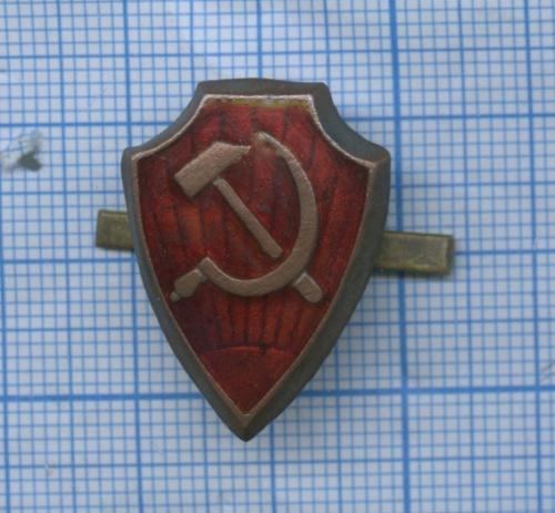 Знак петличный «РКМ» (1929-1930 года) (СССР)