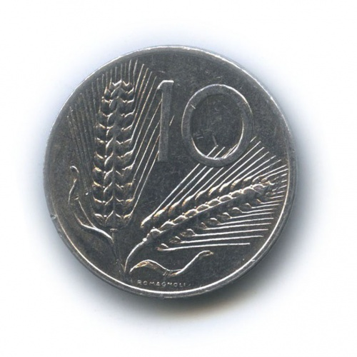 10 лир 1982 года (Италия)
