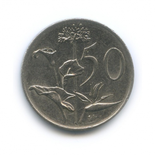 50 центов 1983 года (ЮАР)