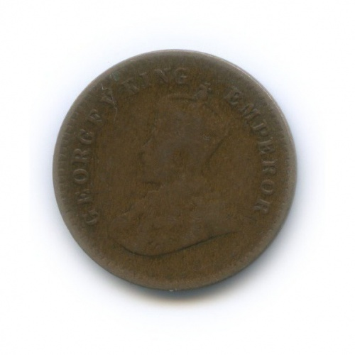 1/12 анны, Британская Индия 1934 года