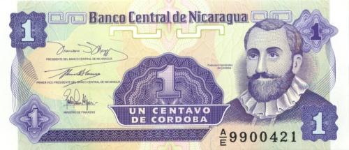 1 кордоба (Никарагуа)