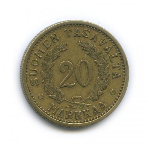 20 марок 1934 года (Финляндия)