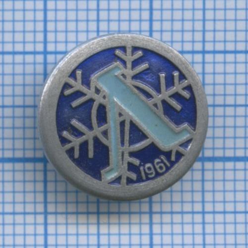 Знак «Л1961» ЛМД (СССР)