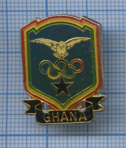 Значок «Ghana»