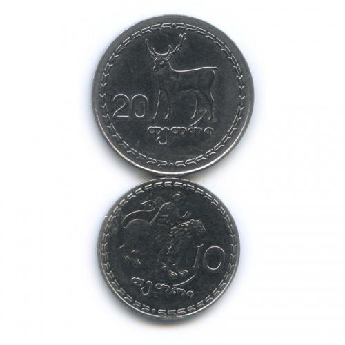 Набор монет 1993 года (Грузия)