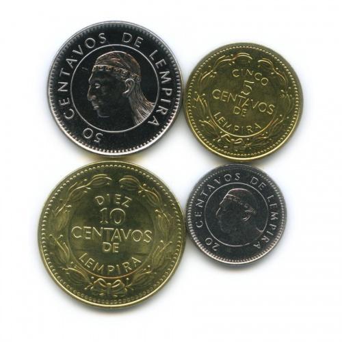 Набор монет (Гондурас)