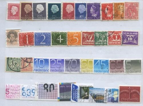 Набор почтовых марок (Нидерланды)