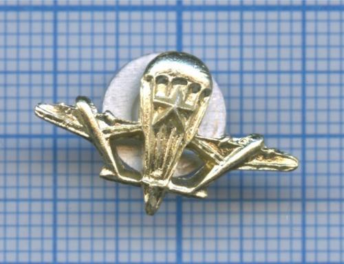 Знак петличный «Воздушно-десантных войска СССР» (СССР)