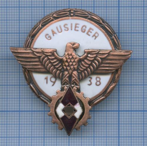 Медаль «Gausieger - 1938» (копия) (Германия (Третий рейх))